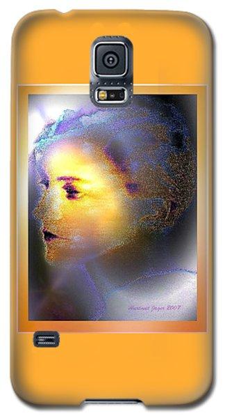 Delicate  Woman Galaxy S5 Case