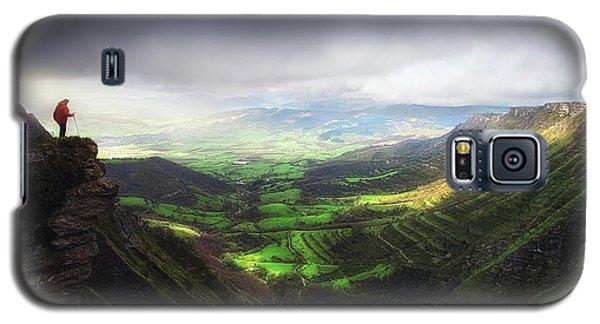 Delika Canyon Galaxy S5 Case