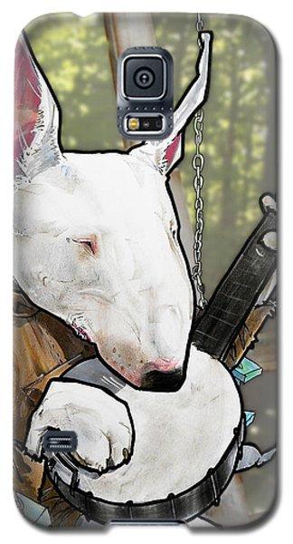 Deliverance Bull Terrier Caricature Art Print Galaxy S5 Case