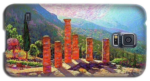 Delphi Magic Galaxy S5 Case by Jane Small