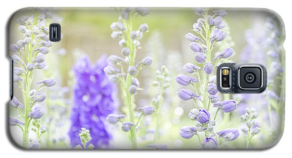Delphiniums Galaxy S5 Case by Mary Angelini