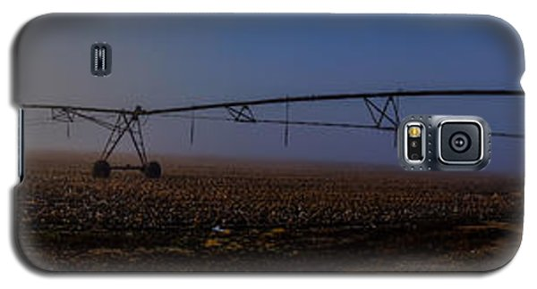 Galaxy S5 Case featuring the photograph Delta Morning In Mississippi by T Lowry Wilson