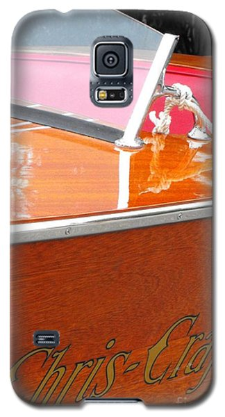 Chris Craft Deluxe Galaxy S5 Case