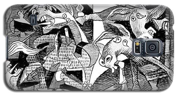 Democrat Guernica Galaxy S5 Case