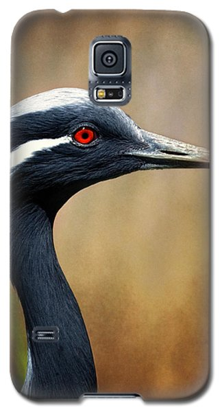 Demoiselle Crane Galaxy S5 Case