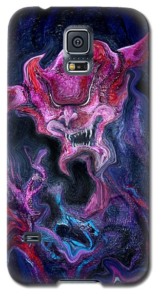 Demon Fire Galaxy S5 Case