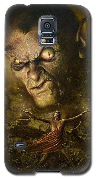 Demonic Evocation Galaxy S5 Case