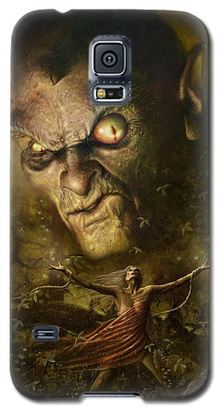Demonic Evocation Galaxy S5 Case