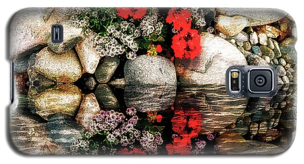 Galaxy S5 Case featuring the photograph Denali National Park Flowers by Joseph Hendrix