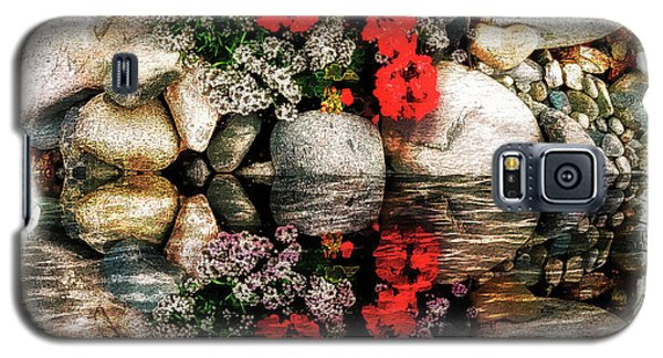 Denali National Park Flowers Galaxy S5 Case