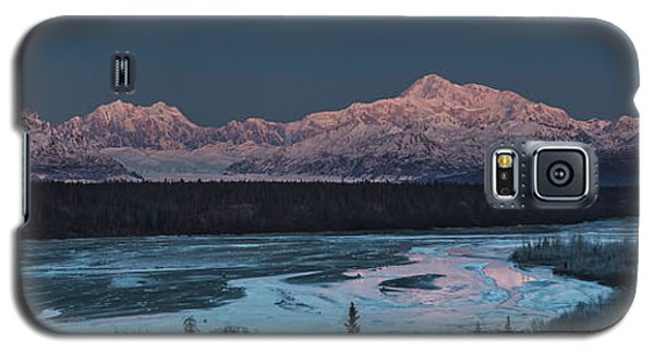 Denali Morning Blue Galaxy S5 Case