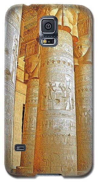 Dendera Temple Galaxy S5 Case