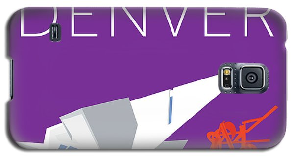 Denver Art Museum/purple Galaxy S5 Case