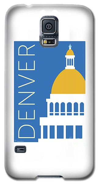 Denver Capitol/blue Galaxy S5 Case