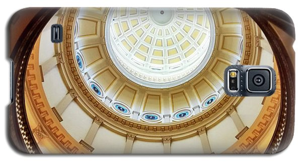 Galaxy S5 Case featuring the photograph Denver Capitol Dome 1 by Marilyn Hunt