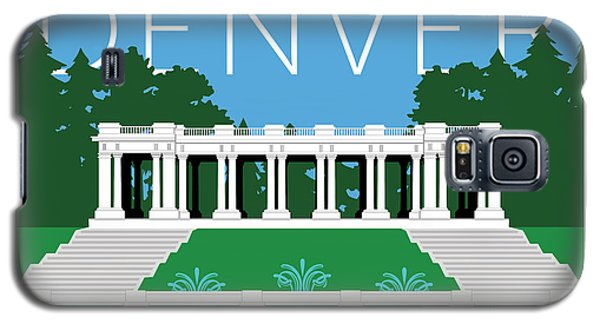 Denver Cheesman Park Galaxy S5 Case