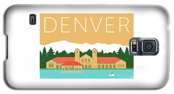 Denver City Park/adobe Galaxy S5 Case