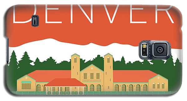 Denver City Park/coral Galaxy S5 Case