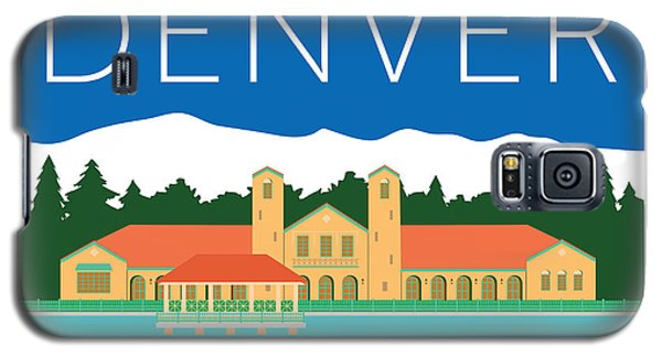 Denver City Park Galaxy S5 Case