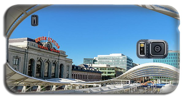Denver Co Union Station Galaxy S5 Case