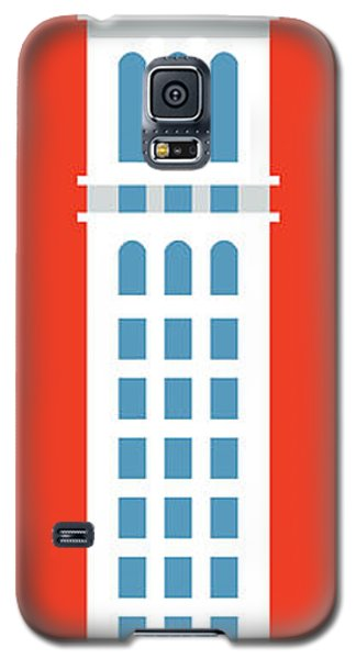 Denver D And F Tower/tall Galaxy S5 Case