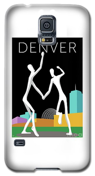 Denver Dancers/black Galaxy S5 Case