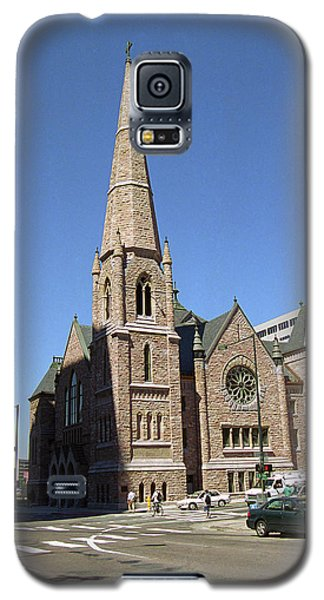 Denver Downtown Church Galaxy S5 Case by Frank Romeo