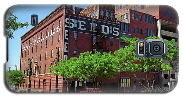 Denver Downtown Warehouse Galaxy S5 Case by Frank Romeo