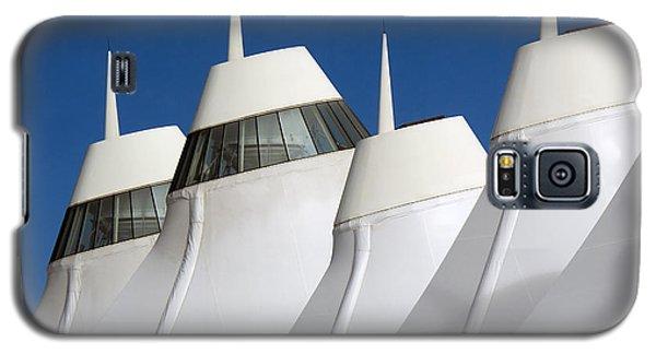 Denver International Airport Dia Colorado Galaxy S5 Case
