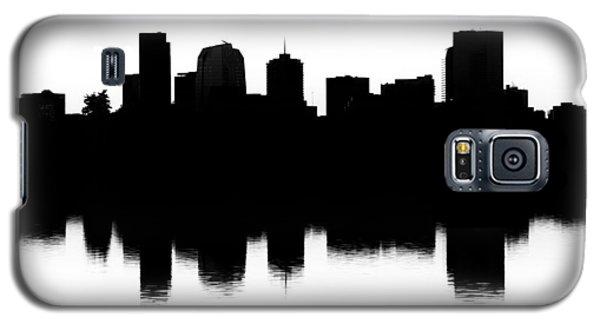 Denver Silhouette Galaxy S5 Case