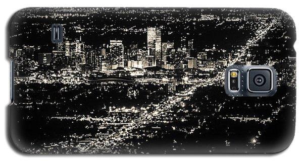 Denver Skyline Galaxy S5 Case