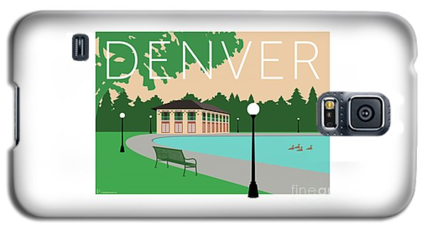 Denver Washington Park/beige Galaxy S5 Case