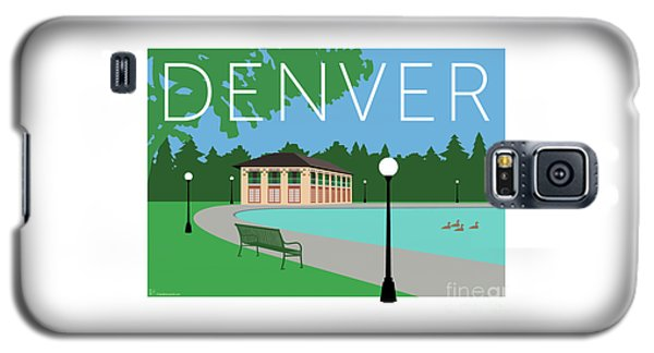 Denver Washington Park/blue Galaxy S5 Case