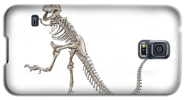 Denvers Dancing T Rex Galaxy S5 Case