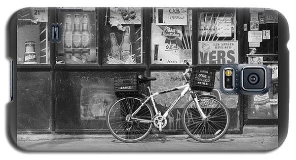 Depanneur Bike Galaxy S5 Case