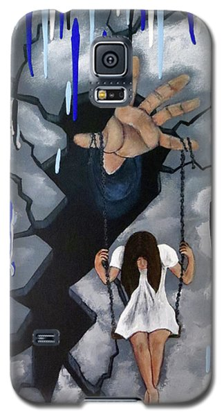 Depression Galaxy S5 Case