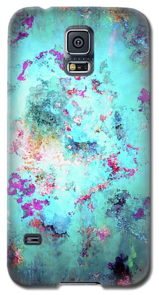 Depths Of Emotion - Abstract Art Galaxy S5 Case