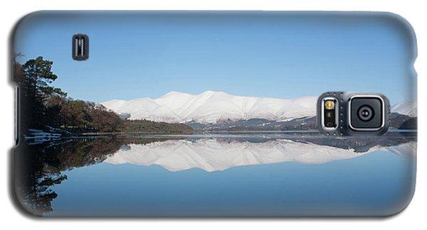Derwentwater Winter Reflection Galaxy S5 Case