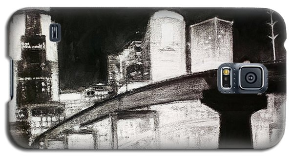 Des Moines Skyline #10 Galaxy S5 Case