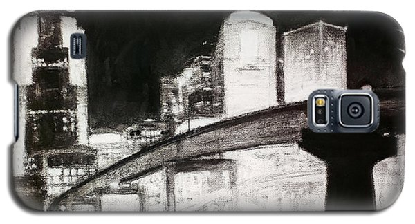 Des Moines Skyline #10 Galaxy S5 Case