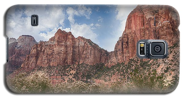 Descent Into Zion Galaxy S5 Case