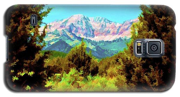 Deseret Peak Galaxy S5 Case