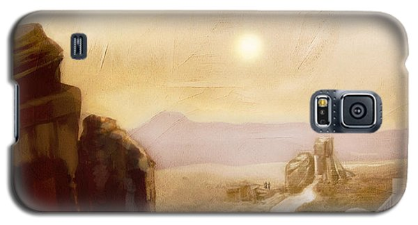 Desert Base - Fantasy Galaxy S5 Case