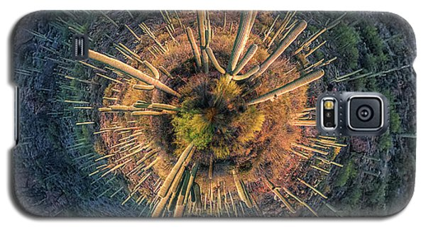 Desert Big Bang Galaxy S5 Case