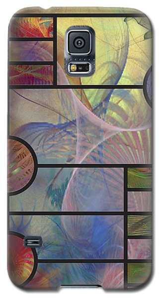 Desert Blossoms Galaxy S5 Case