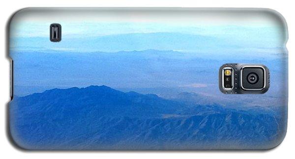 Desert Blues Galaxy S5 Case