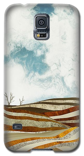 Landscapes Galaxy S5 Case - Desert Calm by Spacefrog Designs
