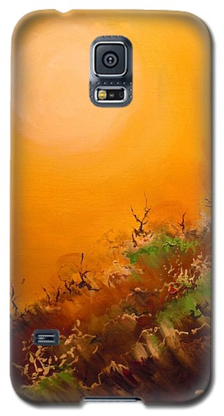 Hot Desert  Evening  Galaxy S5 Case