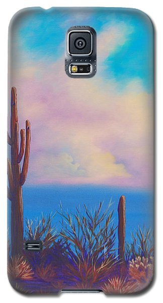 Desert Fog Galaxy S5 Case