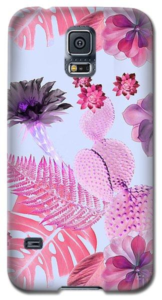 Desert Garden Galaxy S5 Case